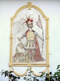 Darstellung des Heiligen Florian