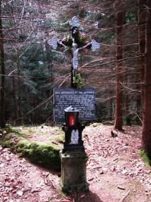 Kreuzstöckl im Antholz