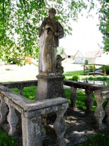 Heiliger Johannes von Nepomuk