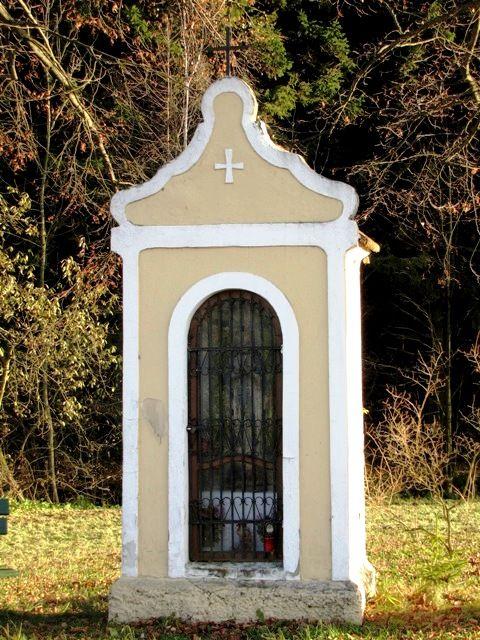 Marterl – ZCrux – Kleindenkmäler rund um Zwettl im Waldviertel