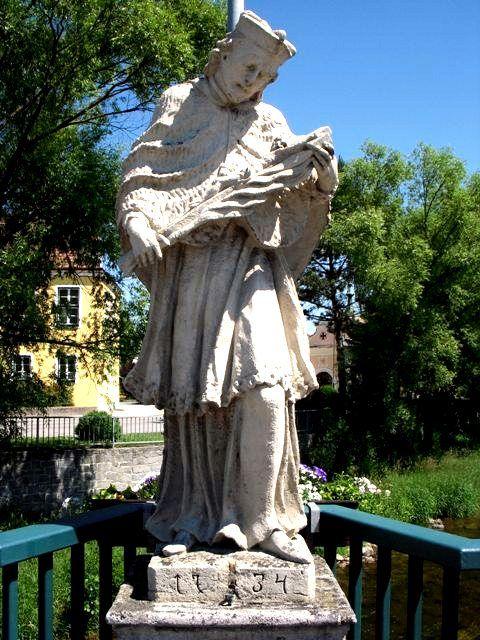Heiliger St.Johannes von Nepomuk