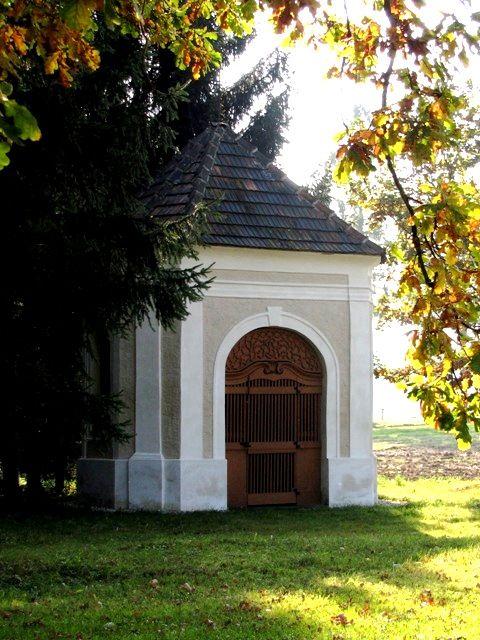 Johannes Nepomuk Kapelle