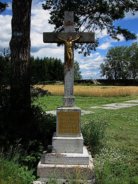 Steinernes Kreuz