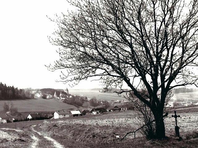 Friedersbach um 1960