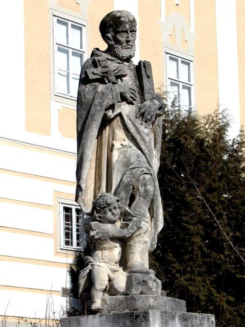 Heiliger Rochus von Montpellier