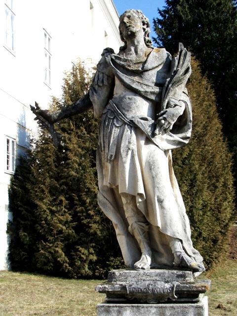 Heiliger Donatus von Münstereifel