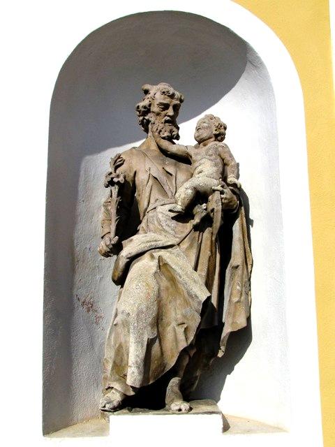 Heiliger Josef der Nährvater