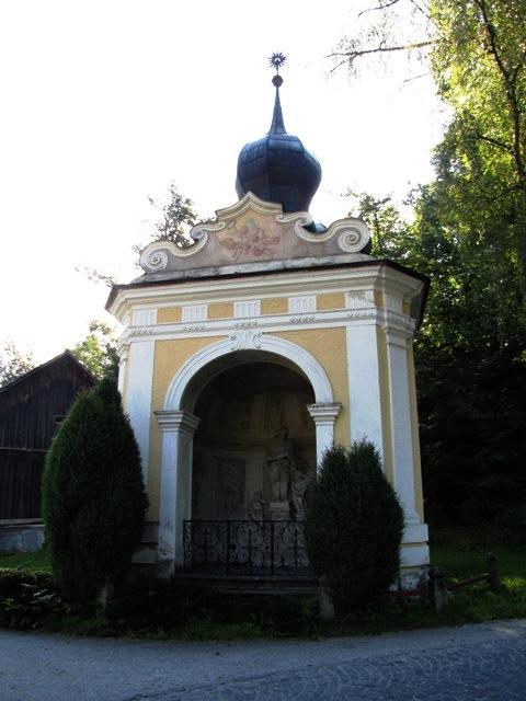Johannes von Nepomuk Kapelle