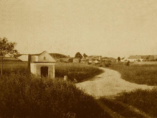 Bildstock um 1930