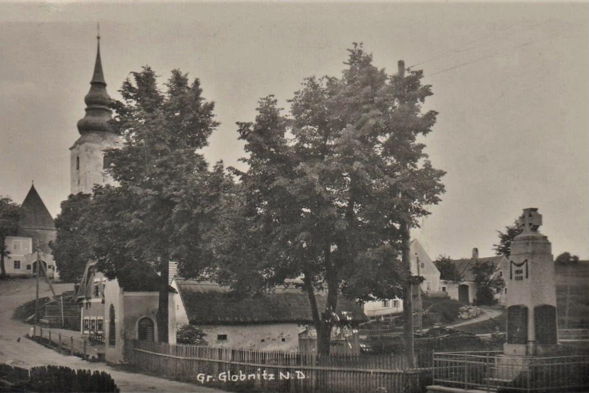 Kriegerdenkmal 1940