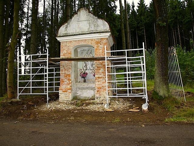 Cholera Kapelle