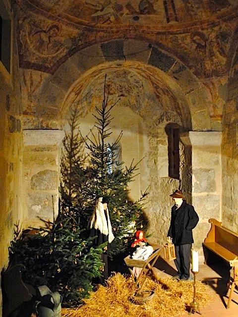 Burgkapelle Ottenstein (Foto: Gerhard Geisberger)
