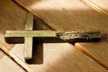 Ein Kreuz mit denm Kreuz!