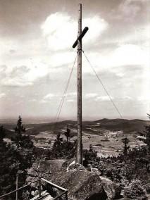 Nebelstein Friedenskreuz