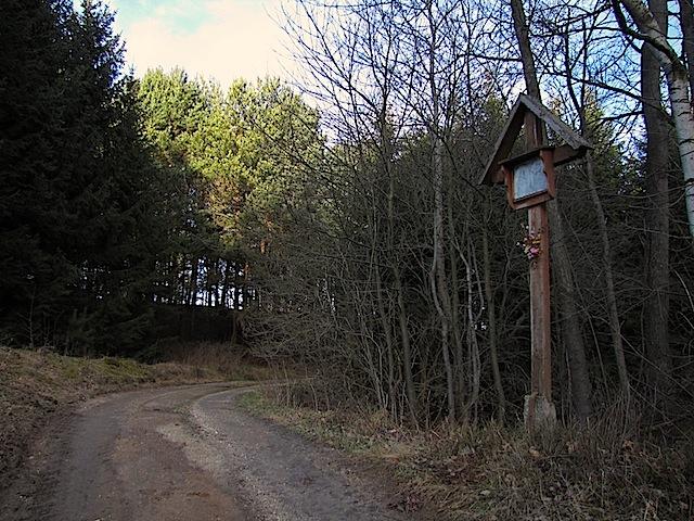 Holzkreuz
