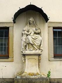 Heilige Anna mit Maria