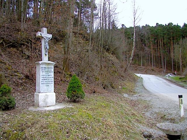 Enzersdorfer Steinkreuz