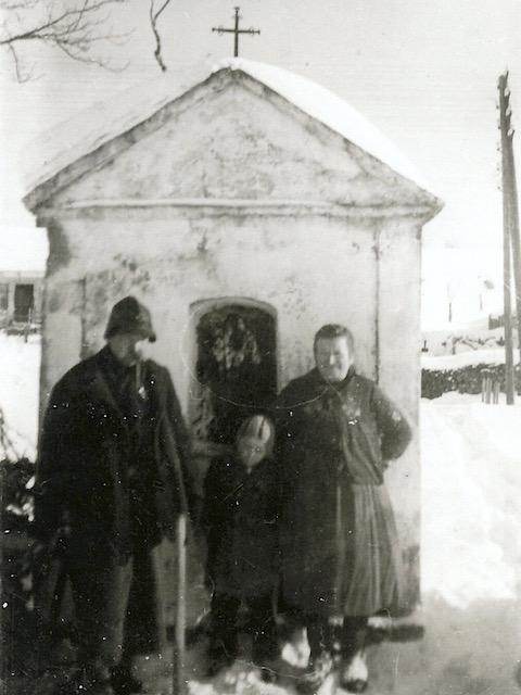 Bildstock um 1923