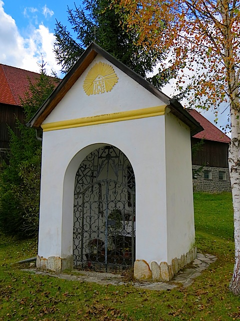 Kapelle bei der Kitzlermühle