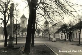 Alte Ansichtskarte 1962