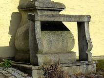 Hochkreuz in Echsenbach
