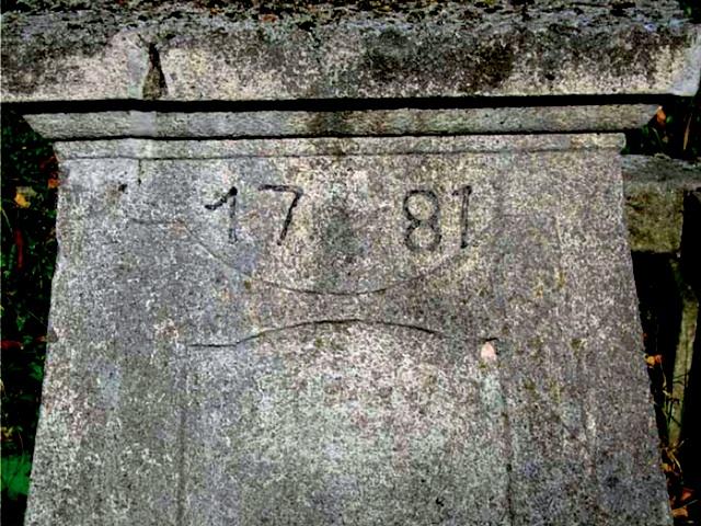 Hochkreuz in Fratres