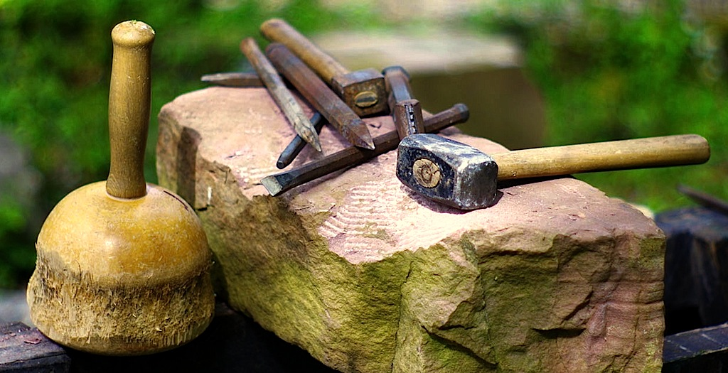 Steinmetzwerkzeug