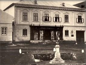 Marktplatz 1900