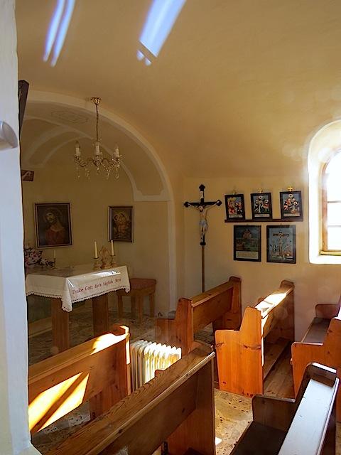 Kapelle Siebenhöf