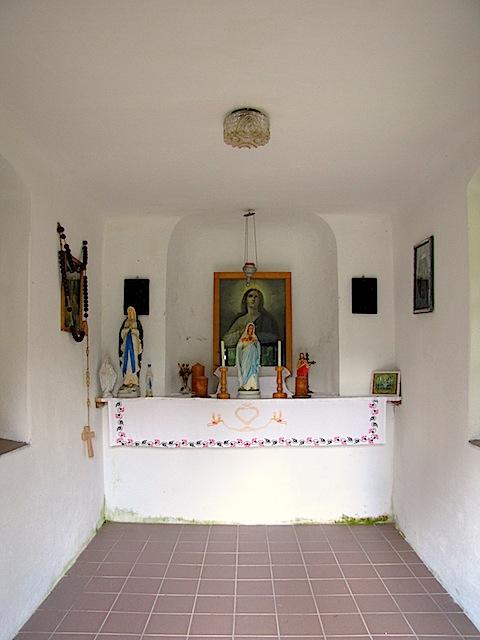 Kapelle Grafemühle