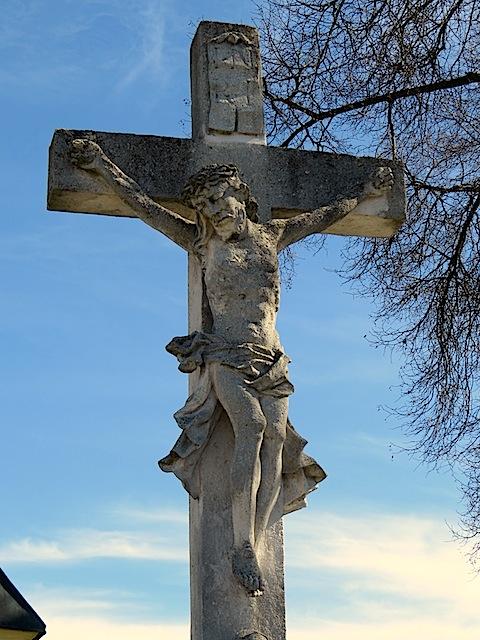 Friedhofskreuz