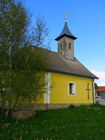 Altes Turmkreuz