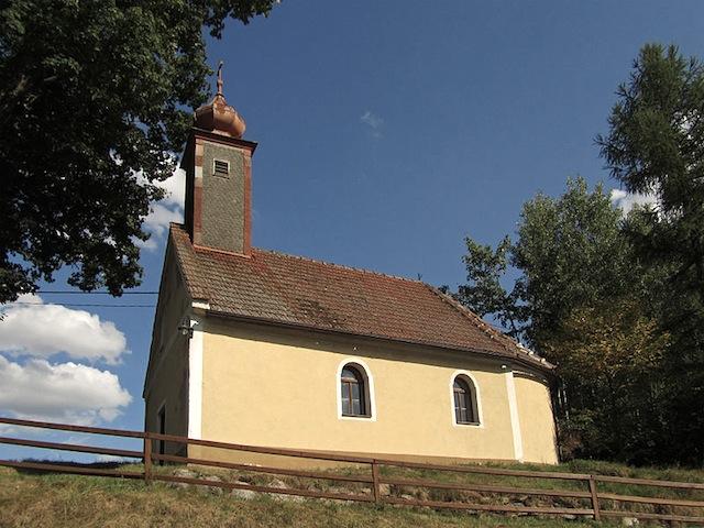 Ortskapelle Merzenstein
