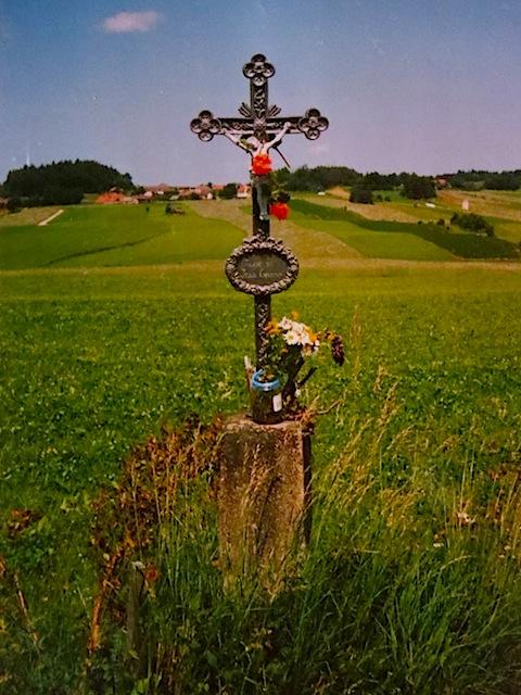 Verschwundenes Kreuz