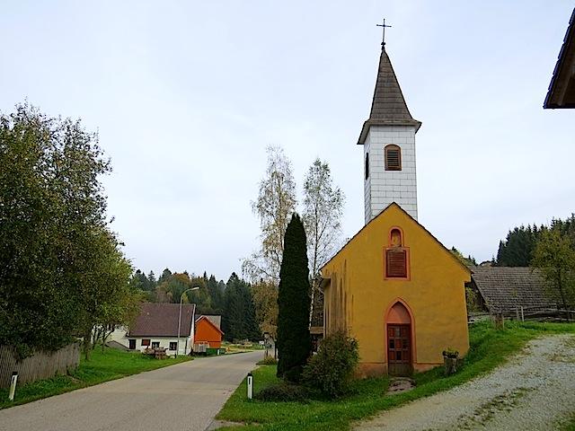 Kapelle Dorfstadt