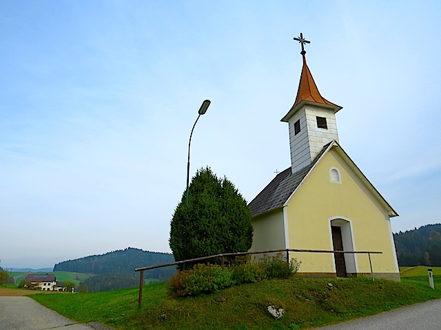 Kapelle Klein Siegharts
