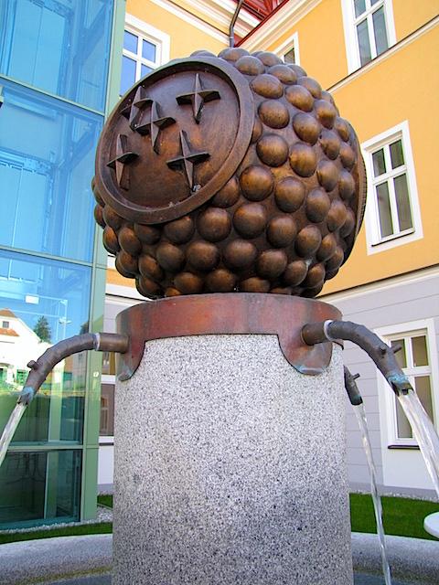 Franziskusbrunnen