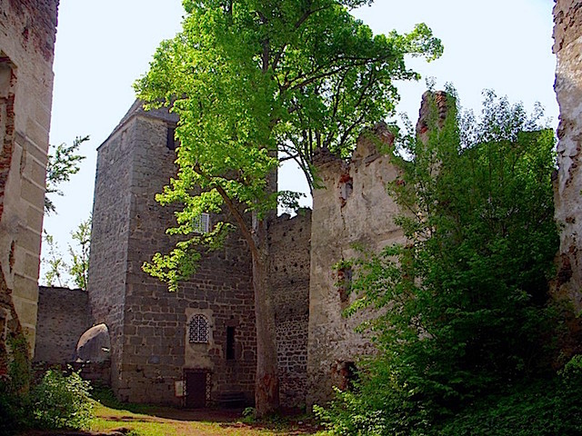Kapelle Ruine Lichtenfels