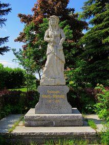 Skulptur der Erzherzogin Amalie
