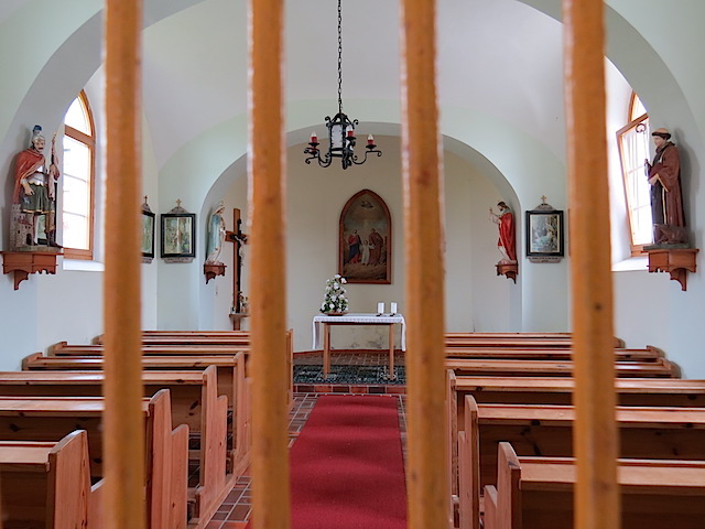 Kapelle Stölzles