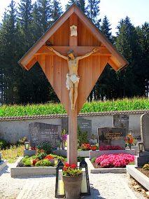 Friedhofskreuz Grainbrunn