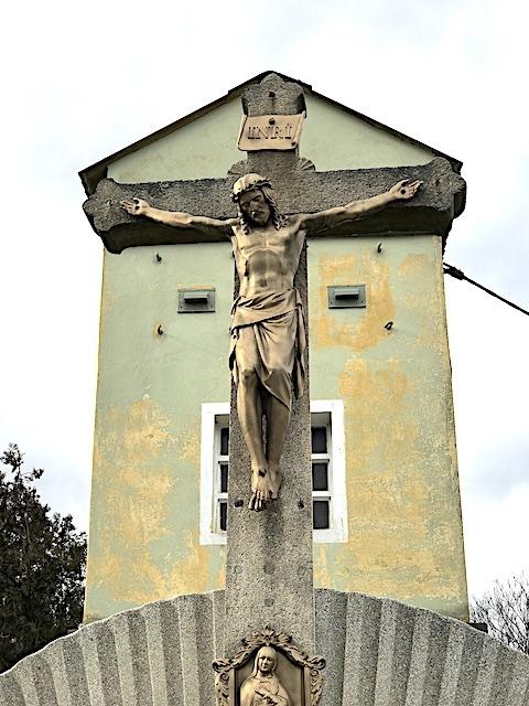 Steinkreuz - Kriegerdenkmal