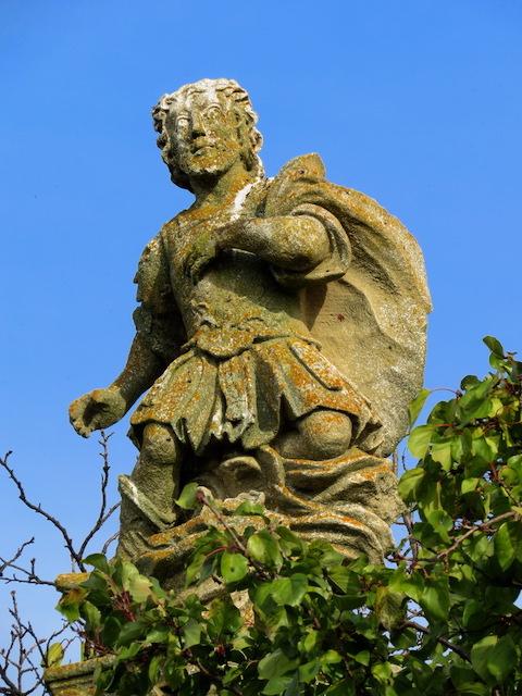 Figurenbildstock Heiliger Donatus