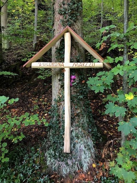 Holzkreuz (48.607940, 15.199410)