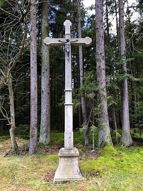 Steinkreuz (48.892724, 15.114095)